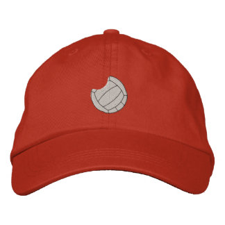 Volleyball Embroidered Hats
