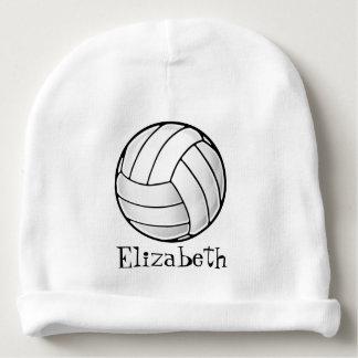 Volleyball Fan Baby Beanie