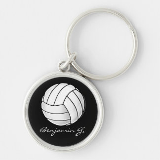 Volleyball Fan Keychain