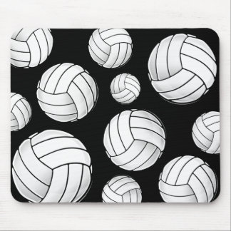 Volleyball Fan Mouse Pad