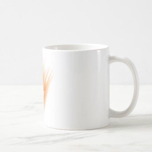 volleyball fire mug