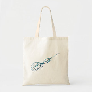 Volleyball Flame Canvas Bag