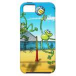 Volleyball Frog iPhone 5 Covers