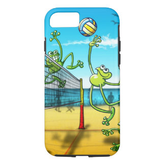 Volleyball Frog iPhone 7 Case