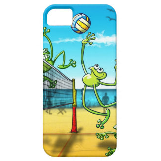 Volleyball Frog iPhone SE/5/5s Case