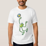 Volleyball Frog T-Shirt