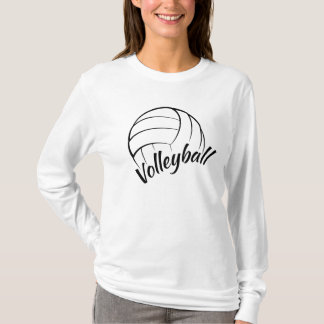 Volleyball Fun T-Shirt
