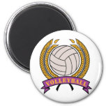 Volleyball Gift Fridge Magnet