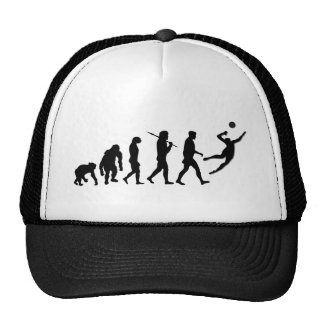 Volleyball Gift Trucker Hats