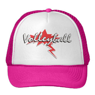 Volleyball Gift Mesh Hats