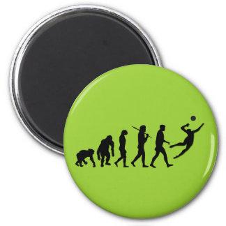 Volleyball Gift Refrigerator Magnet