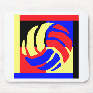 Volleyball Gift Mouse Pad