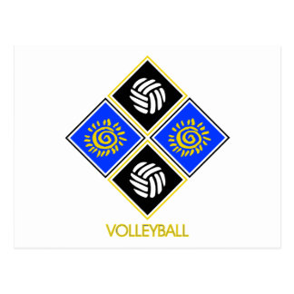 Volleyball Gift Post Card