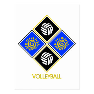 Volleyball Gift Postcard