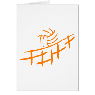 Volleyball Gifts Greeting Cards