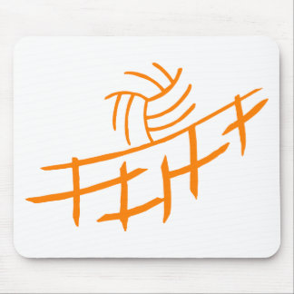 Volleyball Gifts Mouse Pad