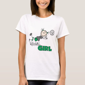 Volleyball Girl Tshirts and Gifts