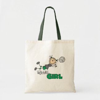 Volleyball Girl Tshirts and Gifts Tote Bag