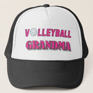 VOLLEYBALL GRANDMA.png Trucker Hat