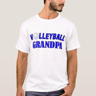 VOLLEYBALL GRANDPA.png T-Shirt