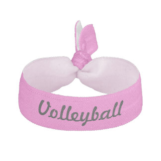 Volleyball Hair Tie