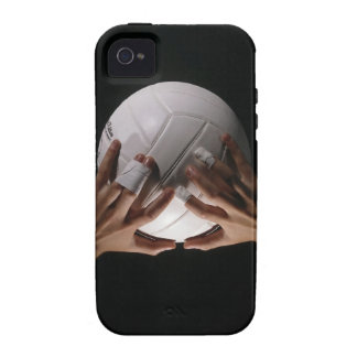Volleyball Hands Case-Mate iPhone 4 Case