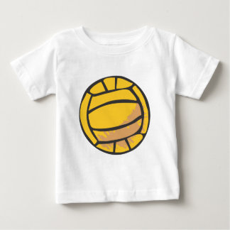 Volleyball in Hand-drawn Style Baby T-Shirt