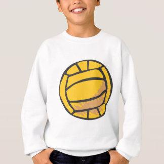 Volleyball in Hand-drawn Style Sweatshirt