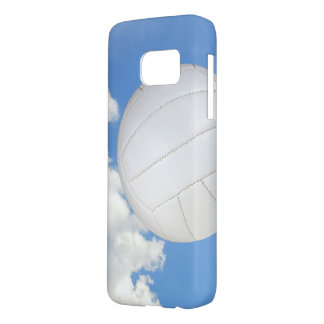 volleyball in sky samsung galaxy s7 case