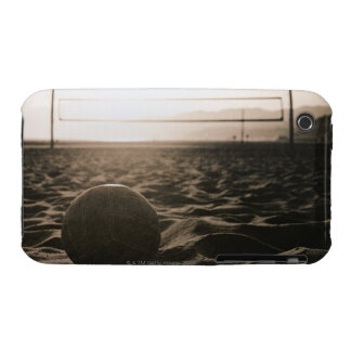Volleyball in the Sand iPhone 3 Case