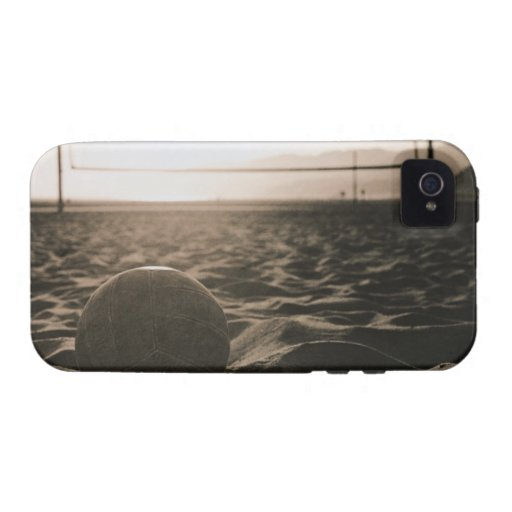 Volleyball in the Sand iPhone 4/4S Case