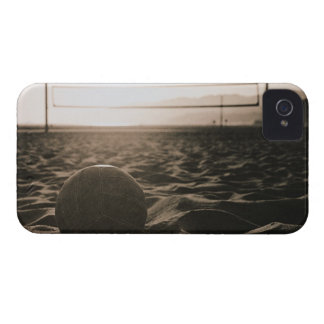 Volleyball in the Sand iPhone 4 Case