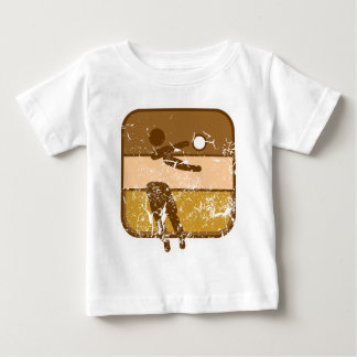 Volleyball_indoor_dd_used.png Baby T-Shirt