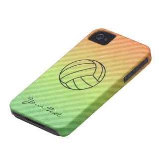 Volleyball; iPhone 4 Case