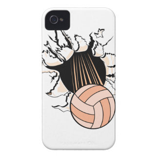 Volleyball iPhone 4 Case-Mate Cases