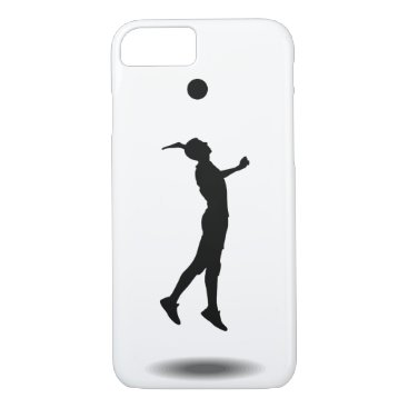Beach Themed Volleyball iPhone 7 Case
