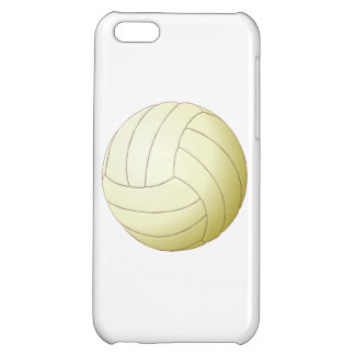 Volleyball Cover For iPhone 5C