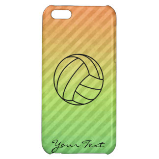 Volleyball; iPhone 5C Case
