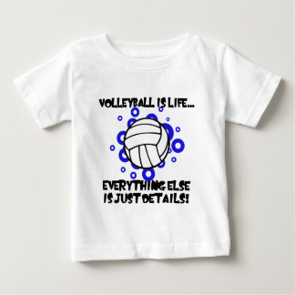 Volleyball is Life... Baby T-Shirt
