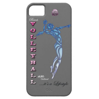 Volleyball, It's a Lifestyle Phone Case iPhone 5 Case