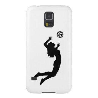 Volleyball jumping girl woman galaxy s5 case