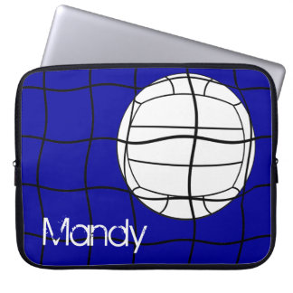 Volleyball Laptop Sleeve