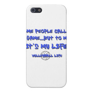 Volleyball Life Cover For iPhone SE/5/5s