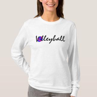 Volleyball logo T-shirt [CUSTOMIZE IT!]