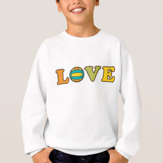 Volleyball Love Sport Sweatshirt