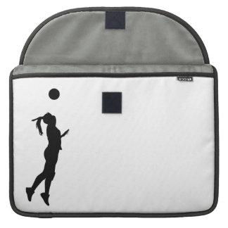 Volleyball MacBook Pro Sleeve