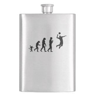 Volleyball man  evolution, #Volleyball man Flask
