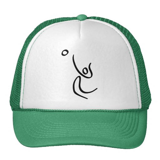 Volleyball Mesh Hats