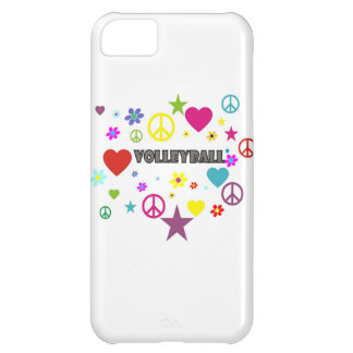 Volleyball Mixed Graphics iPhone 5C Cover