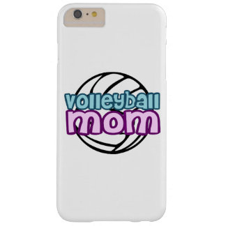 Volleyball Mom Barely There iPhone 6 Plus Case